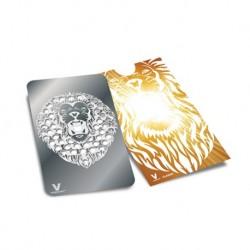 Grinder Card Roaring Lion