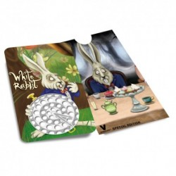 Grinder Card White Rabbit