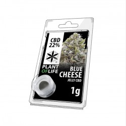 CBD Jelly 22% Blue Cheese 1g