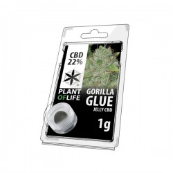 CBD Jelly 22% Gorilla Glue 1g