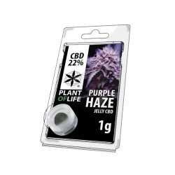 CBD Jelly 22% Purple Haze
