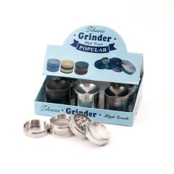Metal Grinder 'bowl' top 4...