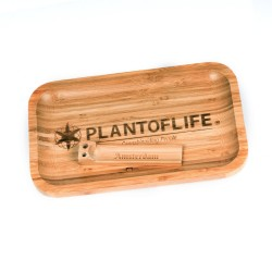 BAMBOO ROLLING TRAYS LARGE...