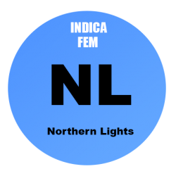Nothern Lights Fem - 100 semi