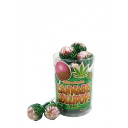 Cannabis Lollypops - Girl...