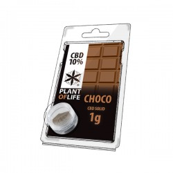 SOLID 10% CBD Chocolate