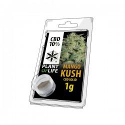 CBD Hash 10% - Mango Kush 1g