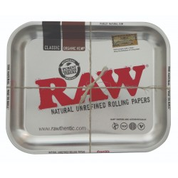 Metallic Raw Rolling Tray -...