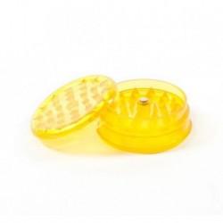 Grinder Plastica Giallo 10pz
