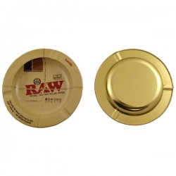 Metal Ashtray Raw