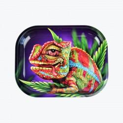 Metal Tray - Chameleon -...
