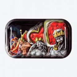 Metal Rolling Tray Royal...