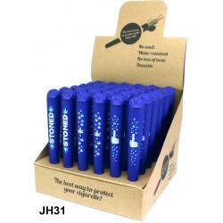 Porta Sigaretta - Box/36 - Blu