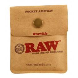 raw posacenere tascabile. Display da 10 pezzi per la vendita al detaglio