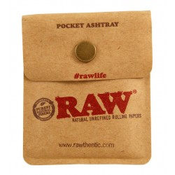 Raw Pocket Ashtray - Box/10