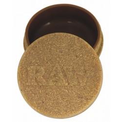 raw magnetic stash jar amde from eco plastic