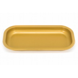 slx yellow rolling tray small size
