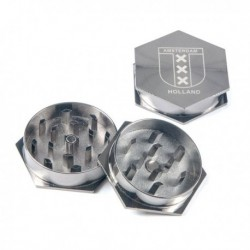 Hexagonal Metal Grinder - 2...