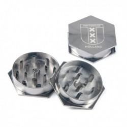 Hexagonal Metal Grinder - 2...