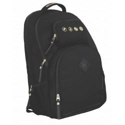 Raw Black Backpack - 'Raw...