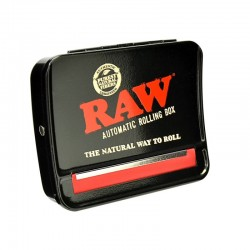 Raw Automatic rolling box 70mm