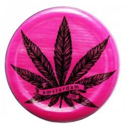 Pink Plastic Grinder -...