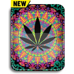Metal Rolling Tray - Neon...
