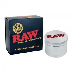 Raw Aluminium Grinder 56mm...