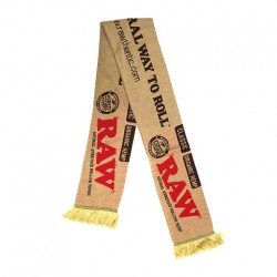 Sciarpa beige da Raw rolling papers per inverno in vendita all'ingrosso