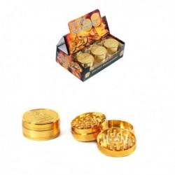 Gold grinder 52mm 3 Part...