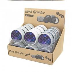 Plastic Grinder - Weed...