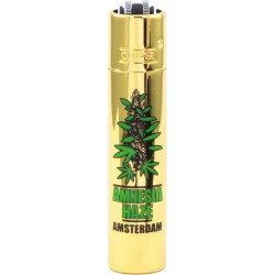 Metal Clipper Lighter -...