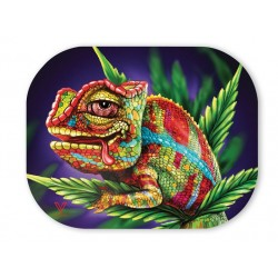 Chameleon rolling tray cover by v-syndiacte. Small size