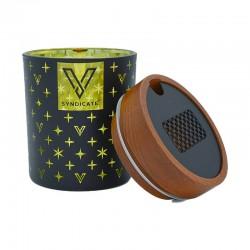 v-syndicate smartstash high end yellow stash jar