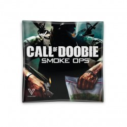 call of doobie glass ashtray by v-syndiacte in wholesale