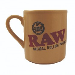 raw rolling papers coffee mug