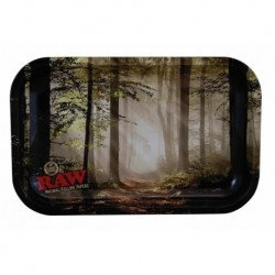 Raw Rolling Tray Forest -...