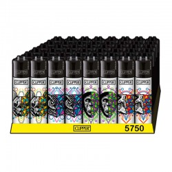 geometric animals clipper lighters wholesale