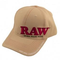 Raw Cap - Beige