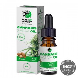 cbd oil with argan 6% plant of remedy wholesale