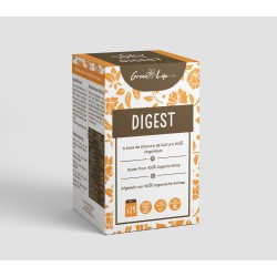 digest hemp tea infusion with cbd. For wholesale only