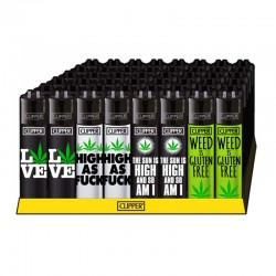 Clipper Lighters - Weed...