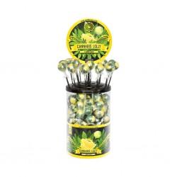 Cannabis Lollipops - Lemon...