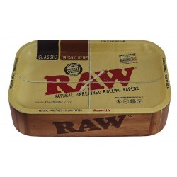 Raw cache box with Raw rollling tray lid for wholesale