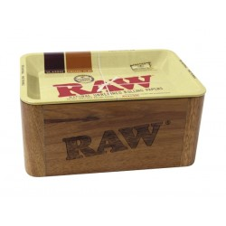 Raw mini cache box for Raw resellers