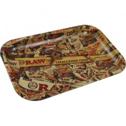 Raw Rolling trays Mix -...