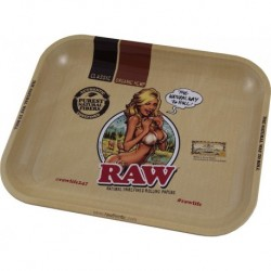 Raw Tray Girl - Medium 27cm...