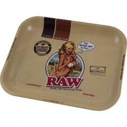 Raw Tray Girl - Medium 27cm...