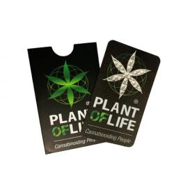 GRINDER CARD BLACK PLANTOFLIFE