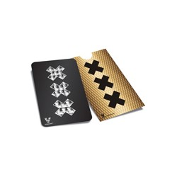 GRINDER CARD - XXX BLACK